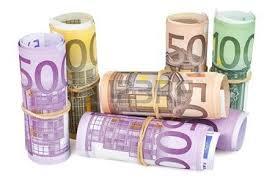Ponuda kredita novca između Konkretno
