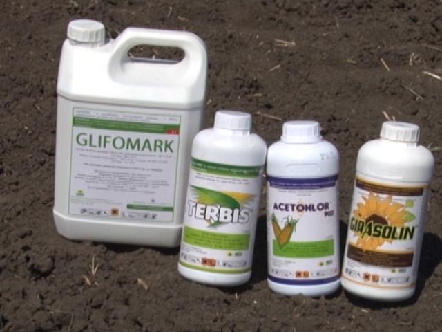 Tretiranje suncokreta herbicidima