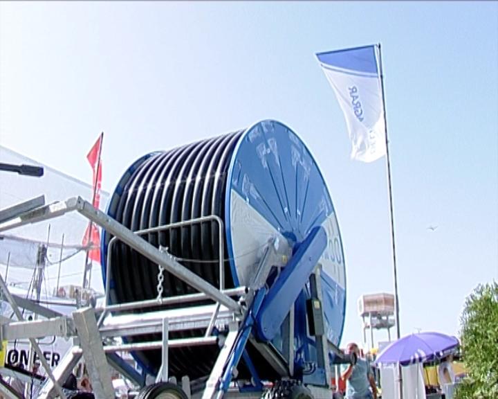 Delta Agrar predstavila opremu za navodnjavanje