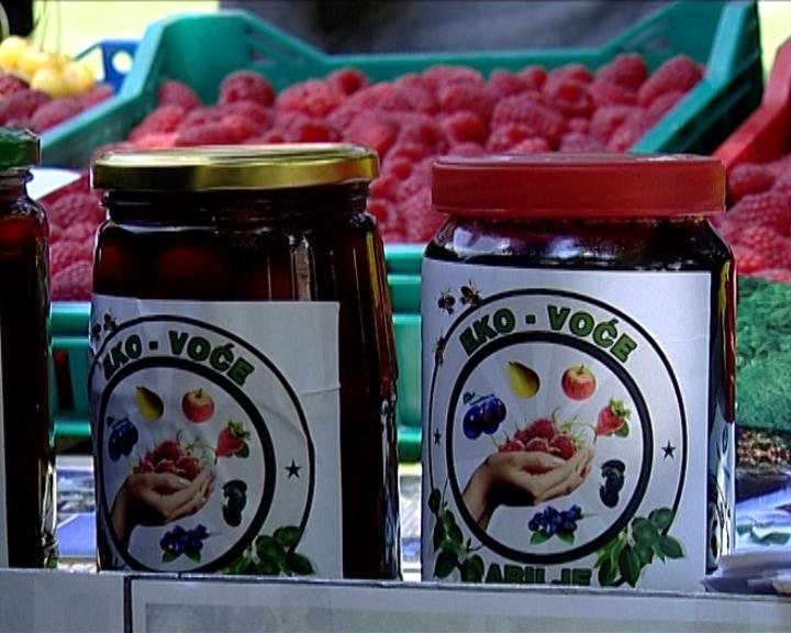 Eko voće u Brankovini