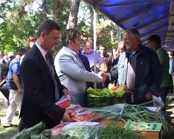 Dani povrća u Stopanji
