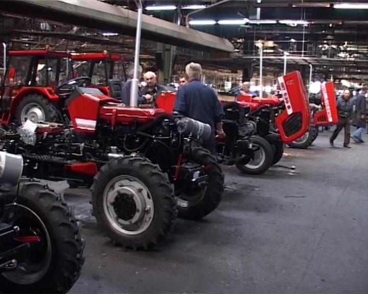 Srpski traktori na tržištu Afrike
