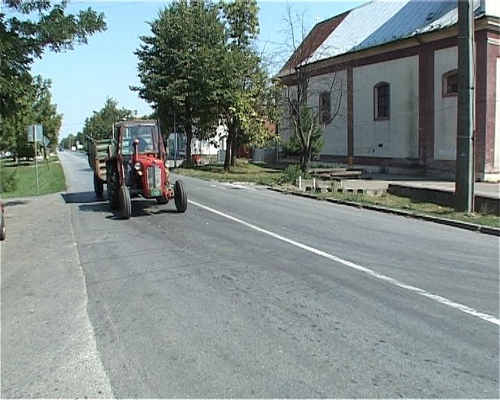 Bezbednost poljoprivrednika u saobraćaju