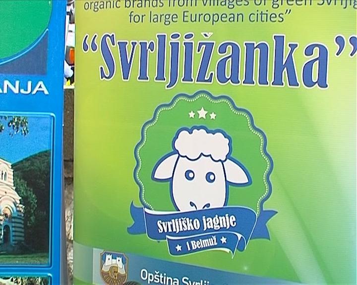 """""""Svrljiško jagnje i belmuž"""" u Evropi"""