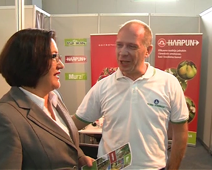 Ministarka poljoprivrede u Radgoni