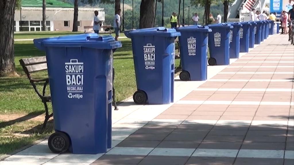 Za reciklažu 1,9 milijardi dinara