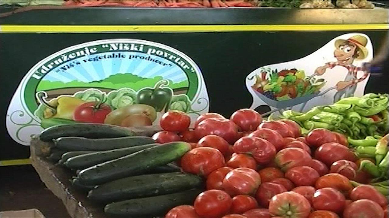 Srbija jede uvozno povrće