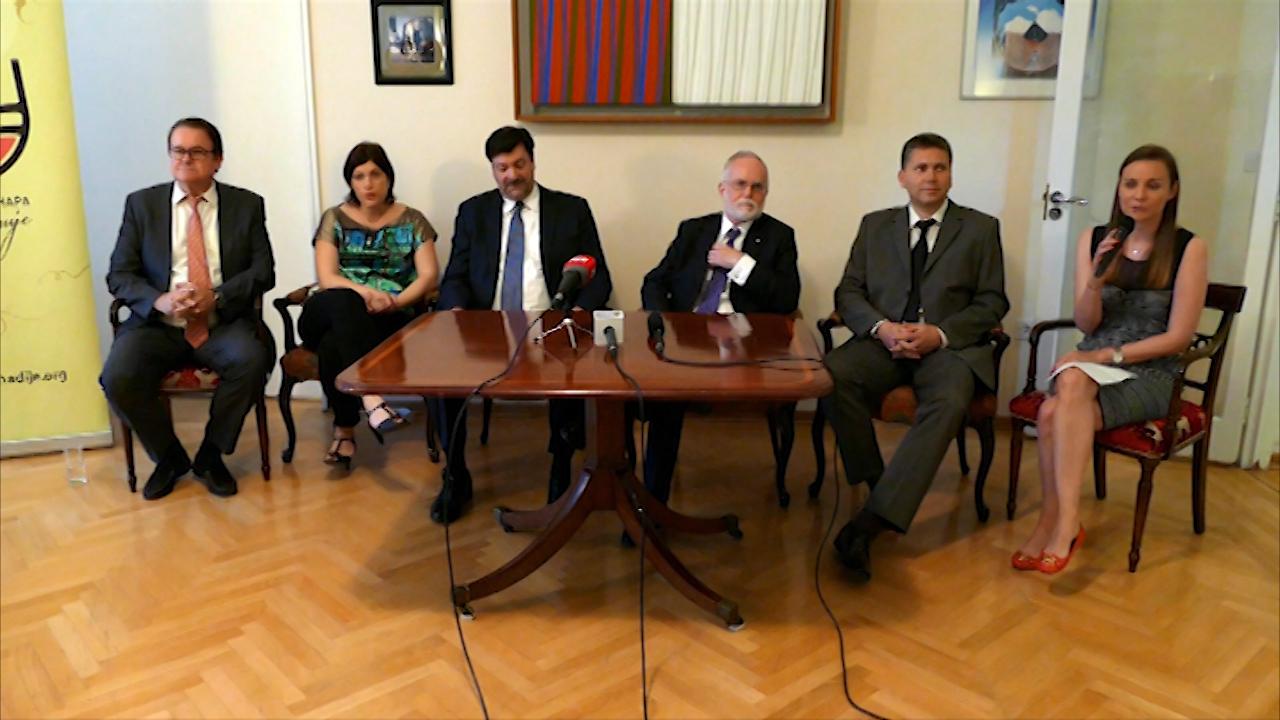 Britanska ambasada domaćin