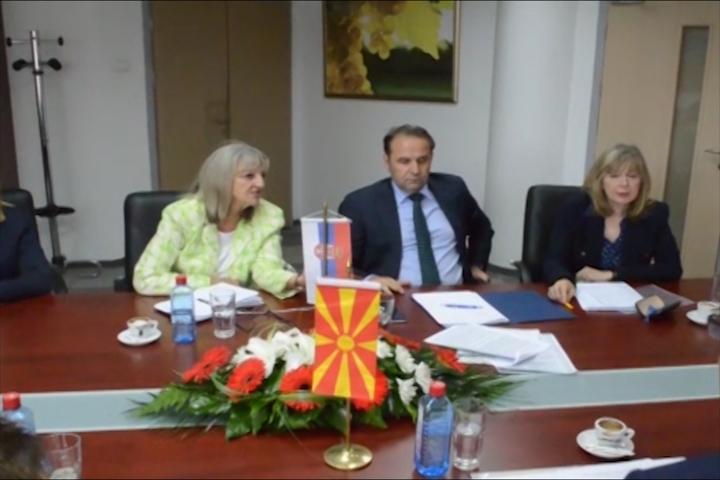 Postignut dogovor u Skoplju