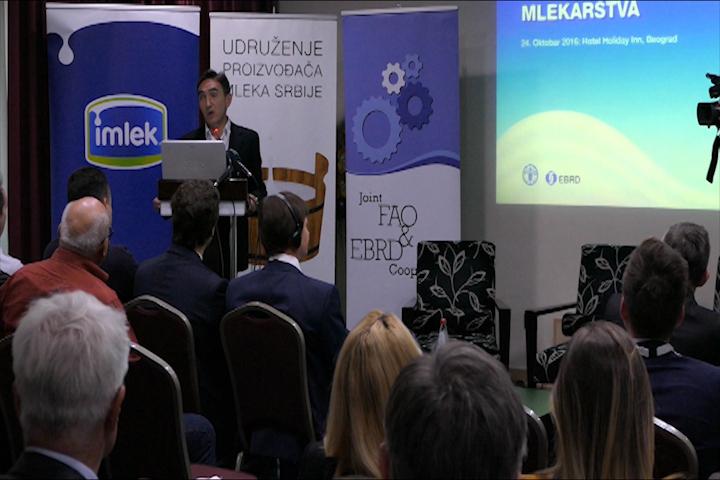 Drugi srpski kongres mlekarstva
