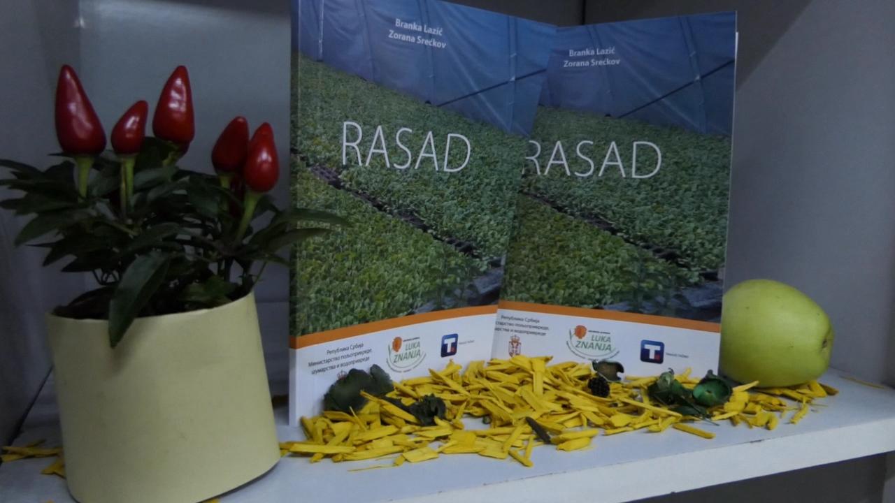 """""""Rasad"""" namenjen organskim proizvođačima"""