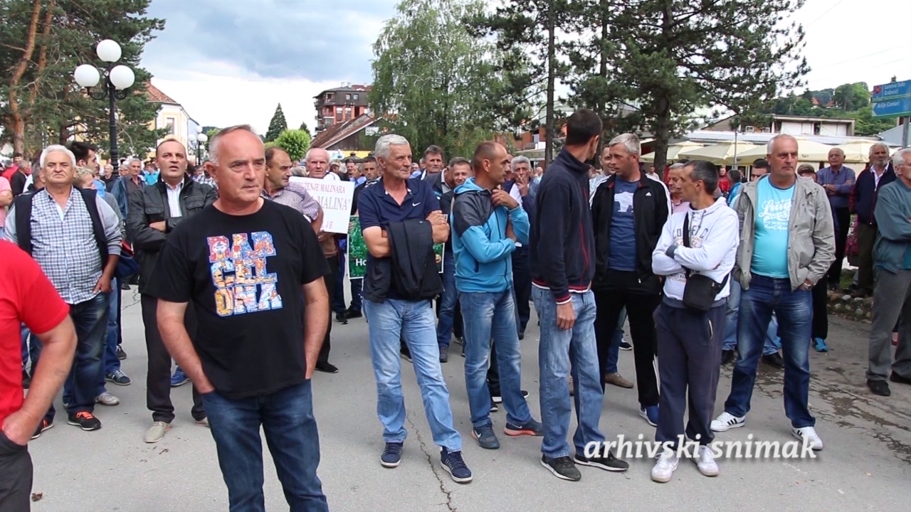 Malinari primljeni u Vladu Srbije