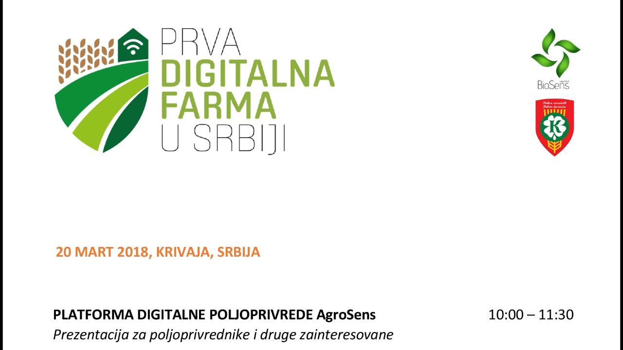 Koncept digitalizacije jedan od osnovnih pravaca Vlade