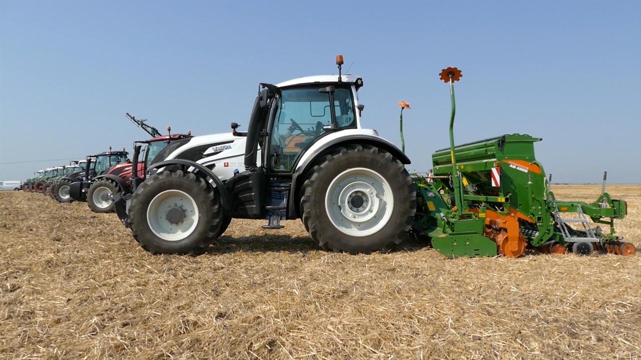 Veći deo traktora u Srbiji
