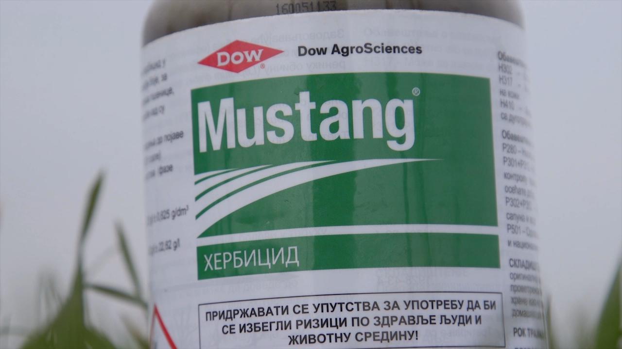 """Mustang"" za siguran rod žita"