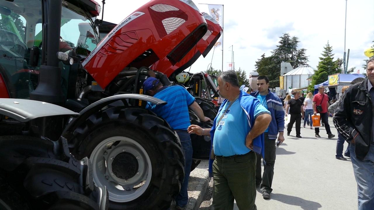 Italijanske firme nastupaju zajedno na Poljoprivrednom sajmu
