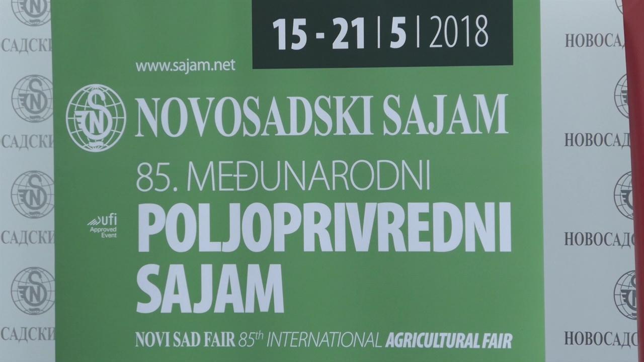 Međunarodni poljoprivredni sajam od 15. do 21. maja
