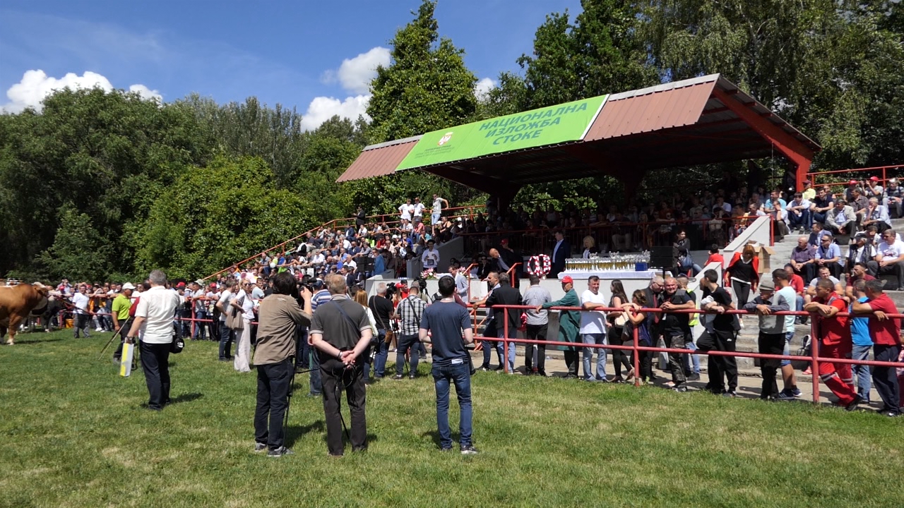 Dan stočara privukao brojne posetioce na Novosadski sajam