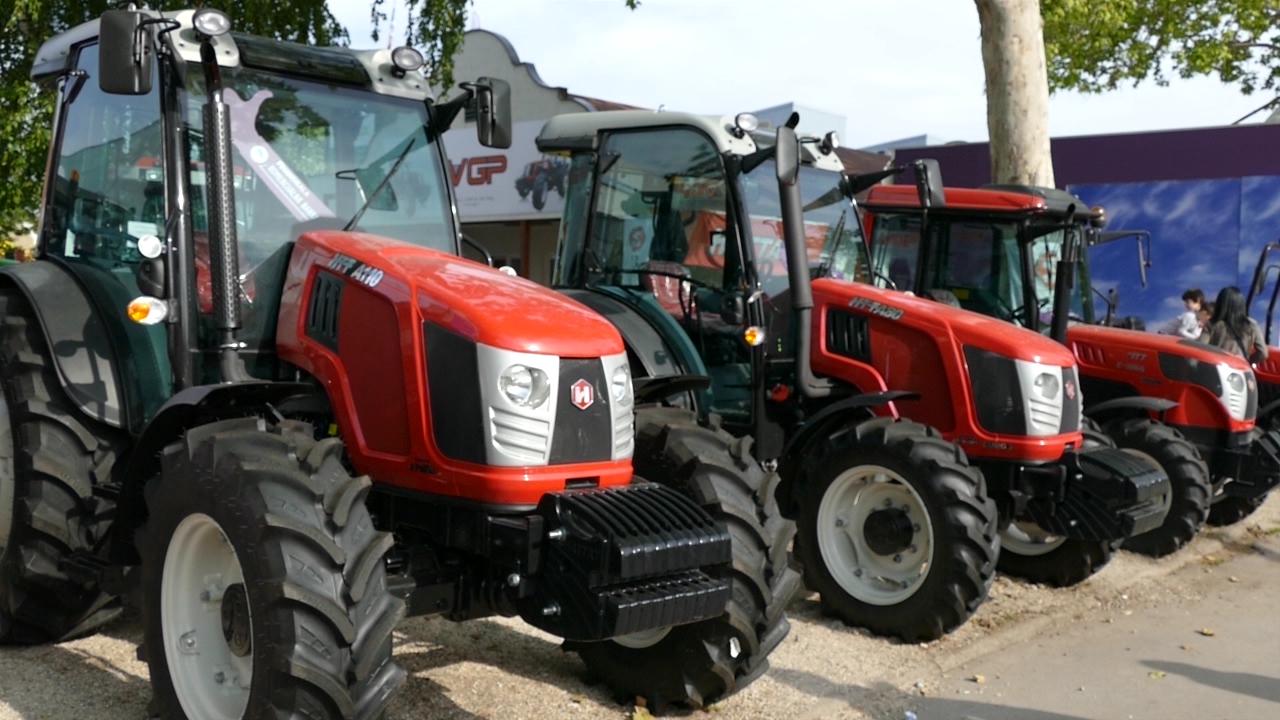 Za nabavku traktora 393 zahetva