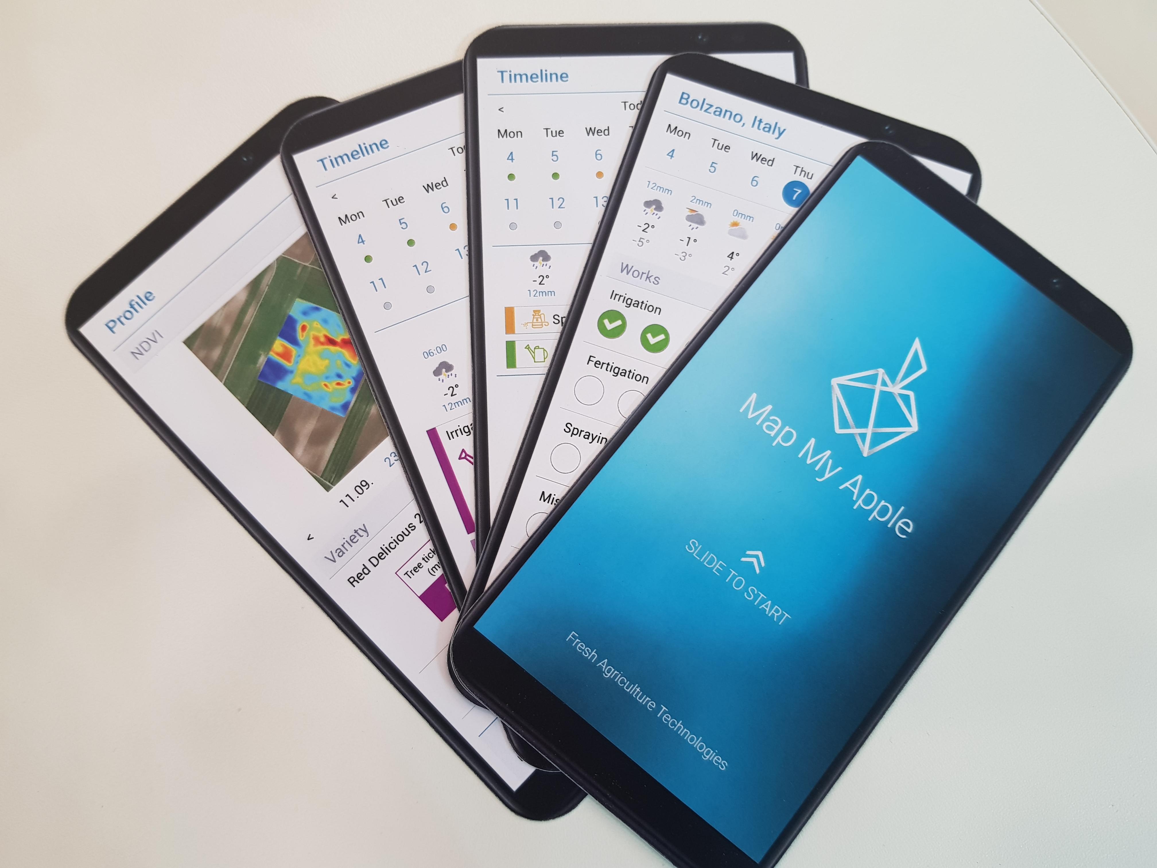 """MapMyApple aplikacija - savremeni """"džepni agronom"""""""