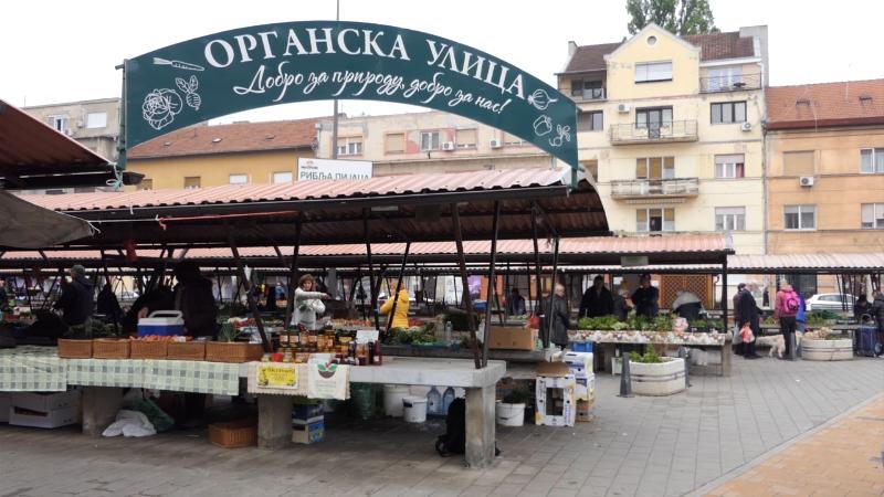 Organski proizvedena hrana sve češći izbor kupaca