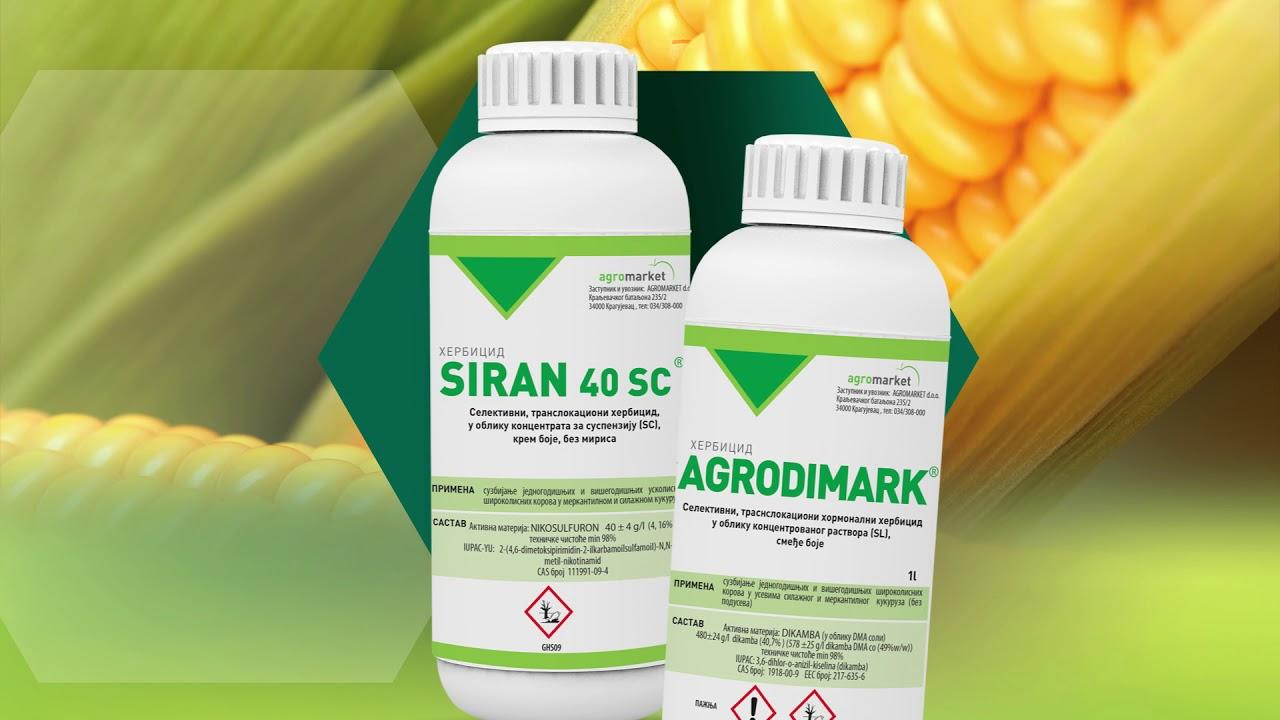 Siran i AgroDimark za pouzdanu zaštitu