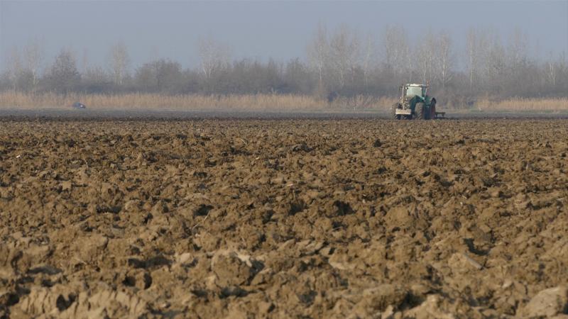 Intenzivna obrada uništava zemljište