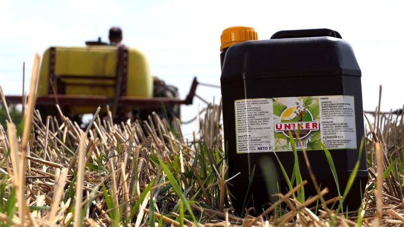 Bioregulator Uniker - popravlja plodnost i produktivnost zemljišta