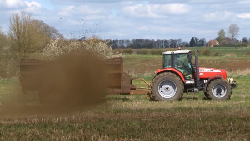Unošenje stajnjaka najbolji način za popravku zemljišta