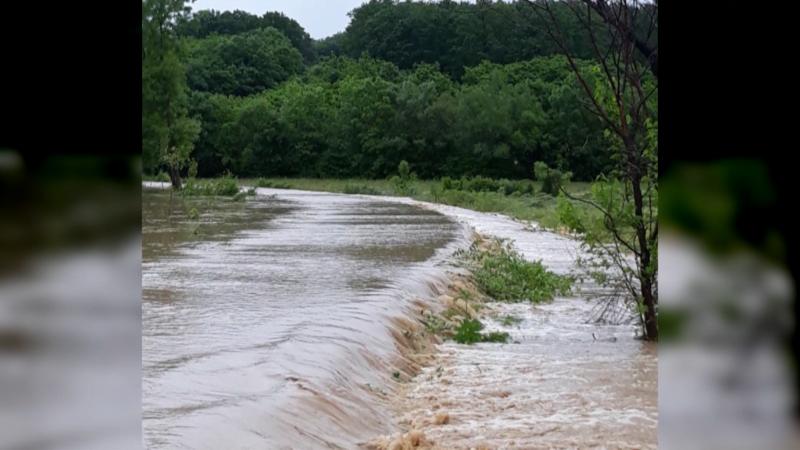 Nova brana visoka 16, široka 17 metara
