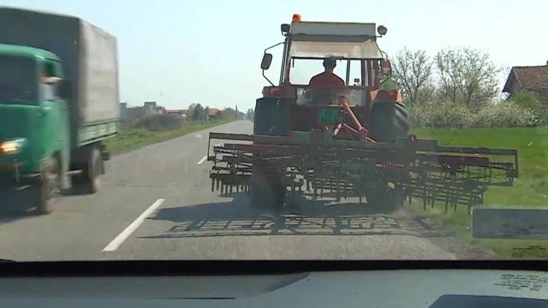 Potrebno je voziti u skladu sa saobraćajnim propisima