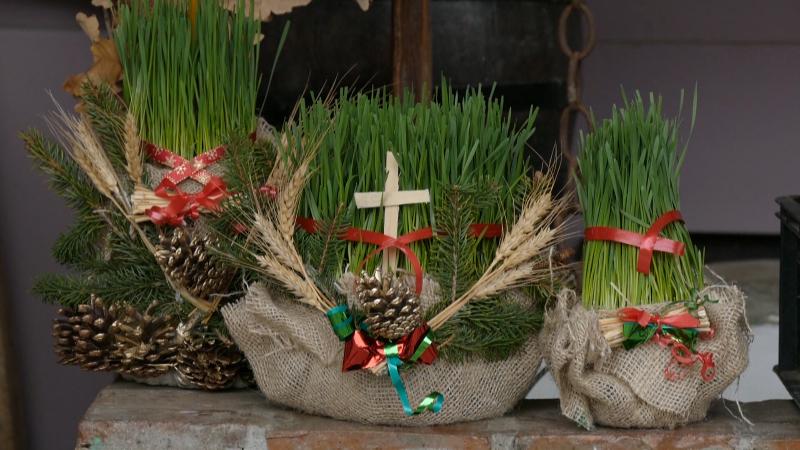 Božićno žito para vredi
