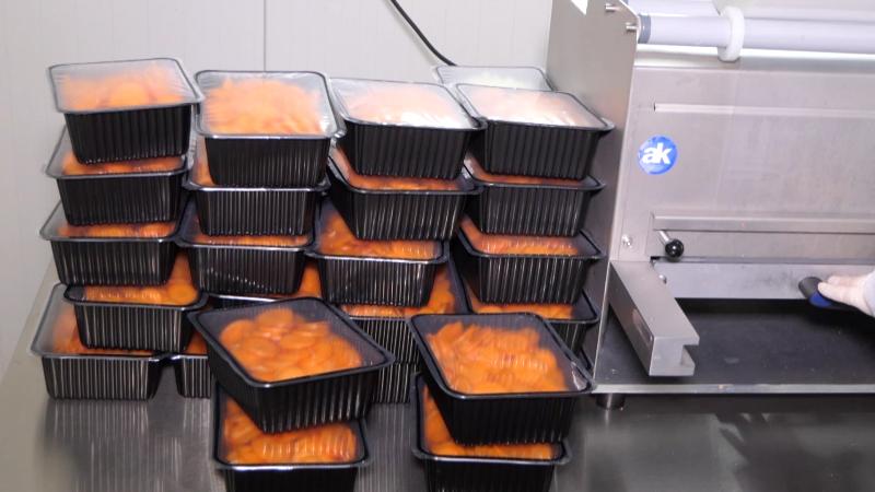 Seckano sveže povrće umesto zamrznutog