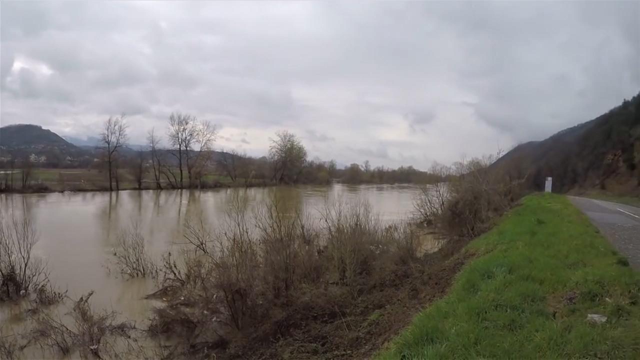 Najviše površina branjeno u slivu Dunava