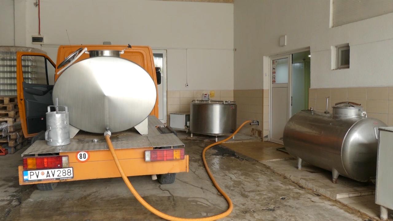 U planu dupliranje kapaciteta za otkup mleka