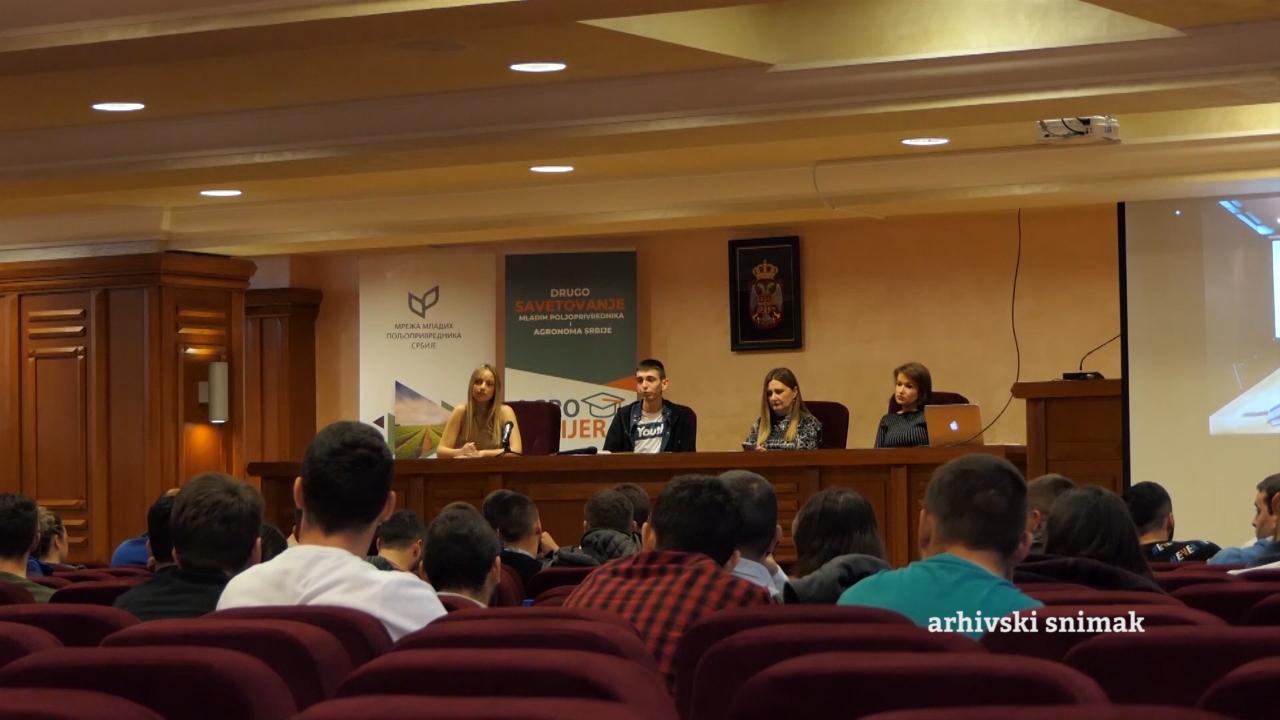 Predstavljanje programa podrške mladima