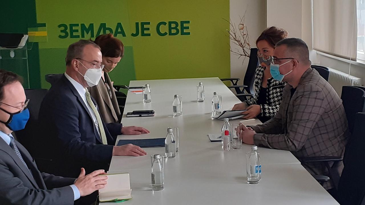 SAD traže organsku hranu iz Srbije