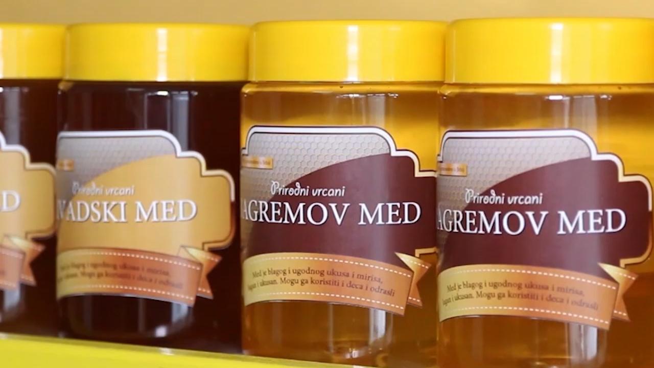 Trenutno je na tržištu sve manje meda