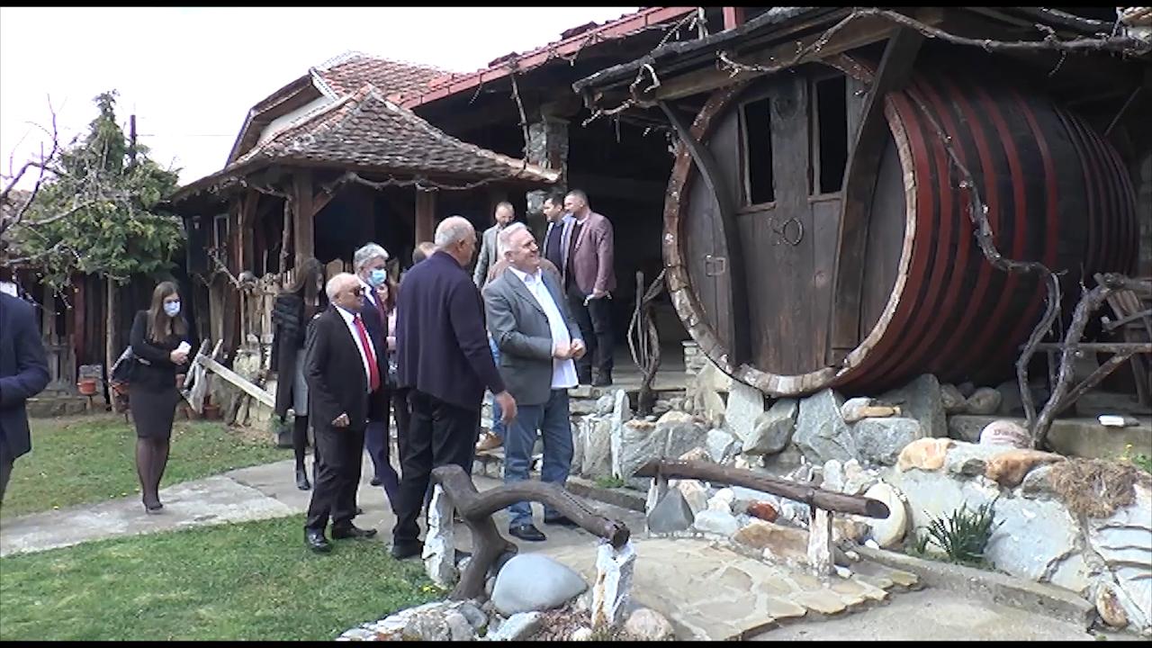 Vinski turizam privredni potencijal Aleksandrovca