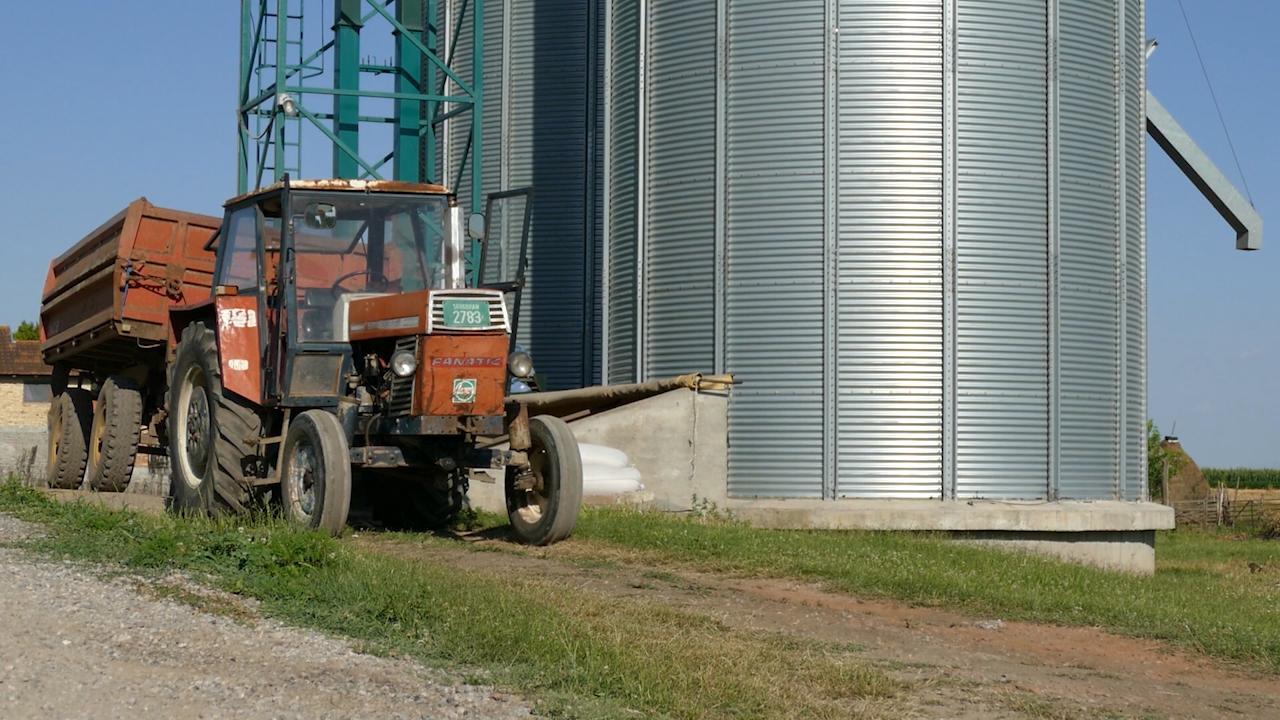 Ispunjen plan preuzimanja hlebnog zrna
