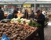 Povrće skuplje, voće jeftnije