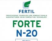Mineralno đubrivo Forte 20