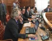 Delegaciju malinara primio premijer Aleksandar Vučić.