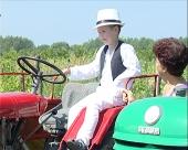 Traktor, najvažnija mašina koja je ušla u živote vojvođanskih paora.