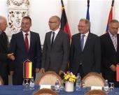 Saradnja Vojvodine i Nemačke