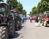 Traktorima u prestonicu!