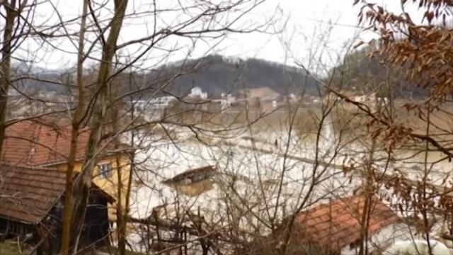 Poplavljeno 800 hektara poljoprivrednog zemljišta