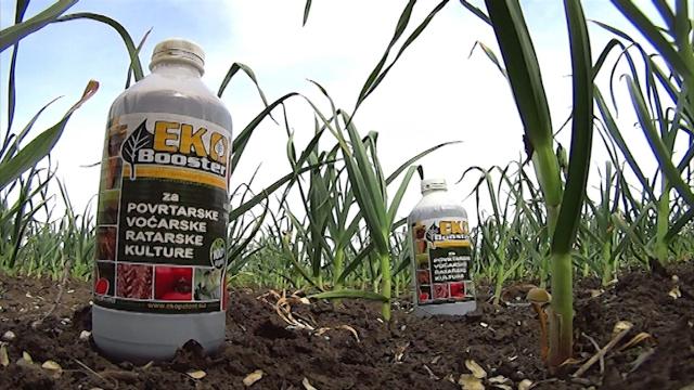 Ekobooster 2  - organsko tečno  đubrivo za sve kulture