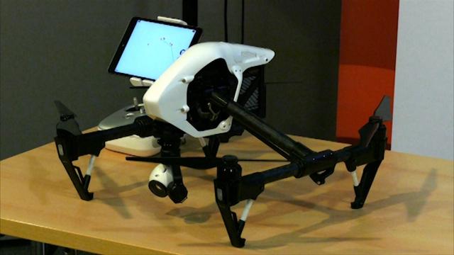 Pilot projekat upotrebe drona