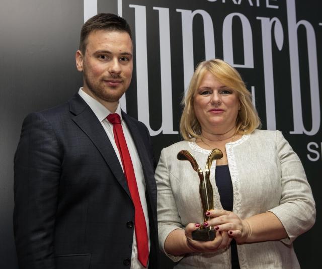 Kompanija AGROUNIK  je dobitnik nagrade  Golden Superbrand  za NAJINOVATIVNIJU KOMPANIJU 2015/2016